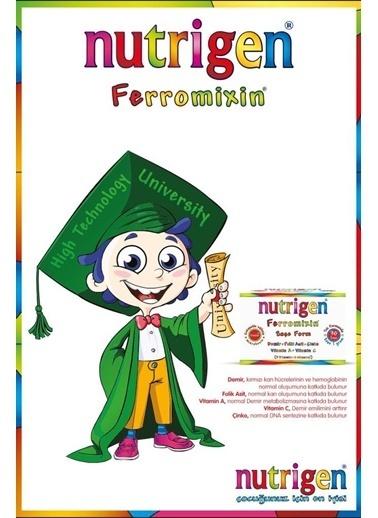 Nutrigen Nutrigen Ferromixin Saşe Form 2'li Fırsat Paket 30 Saşe Renksiz